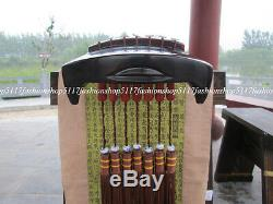 NEW Paulownia Wood Gu Qin Chinese Zither Koto Harp 7 Strings Musical Instrument