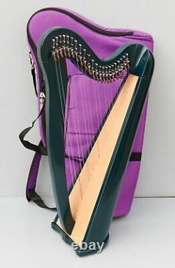 New 22 Strings Harp, Fully Levered and Carry Bag, (Free Shipping USA)
