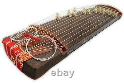 New Japanese Koto 13-stringed Bummei Professional Half Length Harp