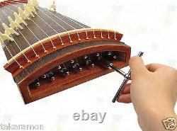 New Japanese Koto 13-stringed Bummei Professional Half Length Harp
