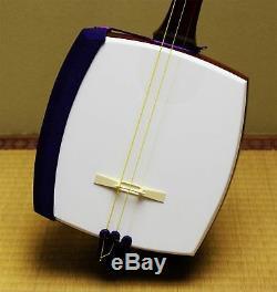 New Professional Nagauta Shamisen Handmade Genuine Patent High Technology