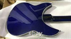 New Rickenback 12 String In Blue Electric Guitar 330 Chinese Free Shipping