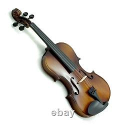 New Student 16.5 Viola Outfit with Lightweight Case, Bow and Rosin