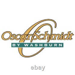 Oscar Schmidt OB5 5 String Bluegrass Banjo Remo Head 30 bracket