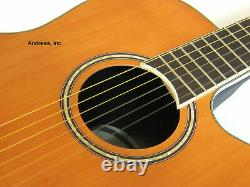 Ovation Classical Guitar Acoustic Electric Nylon String Cutaway