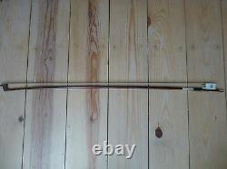 Pernambuco Violin Bow, Quality Hand Made, Full Size, Oxe Bone Frog, Uk Seller