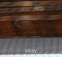 Persian Santoor Santur Dulcimer String Musical Instrument By Sadeghi