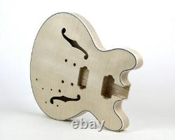 Pit Bull Guitars ES-12Q Electric Guitar Kit (12 String)