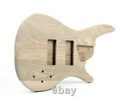 Pit Bull Guitars IB-5 Electric 5-String Bass Guitar Kit