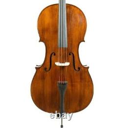 Pro Cello 4/4 handmade from Solid Wood in Europe #2 + Case