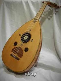 Professional Arabic Oud Made By Zeryab Nahat Style Oud Instrument