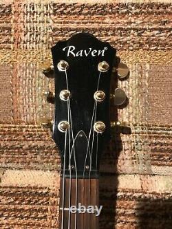 Raven Guitars 6-String Electric Guitar Seymour Duncan Pickups