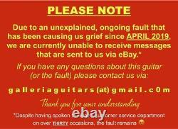 Revelation Rvjt 60 B Baritone Guitar 6 String Bass Free Uk Shipping