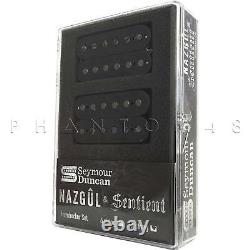 Seymour Duncan Nazgul Bridge & Sentient Neck 6-String Guitar Humbucker Set