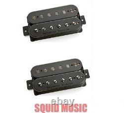 Seymour Duncan Nazgul Bridge-Sentient Neck 6 String Humbucker Guitar Pickup Set