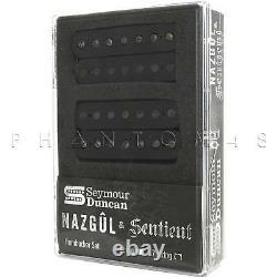 Seymour Duncan Nazgul Bridge & Sentient Neck 7-String Humbucker Pickup Set NEW
