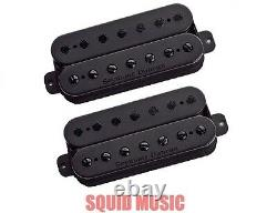 Seymour Duncan Nazgul & Sentient 7 String Humbucker Black Passive Pickup Set