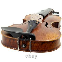 Sky High Quality 16 Size Viola Solid Wood Hand Carved(1 Bow)