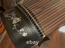 Sound of China Professional Blackwood Guzheng, Chinese Zither Instrument, Koto