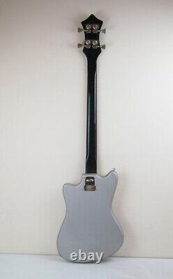 Soviet Electric guitar bass semi-acoustic guitar Belarusian bass 4 string