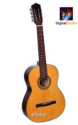 Spanish Guitar, Gypsy Guitar, 7 Strings Guitar, Made by HORA