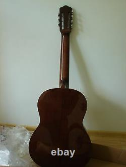 Spanish Guitar, Gypsy Guitar, 7 Strings Guitar, Made by HORA + Hard Case