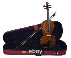 Stentor 1500 Student Series II 4/4 Full Size Violin Outfit Set with Case & Bow