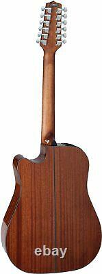 Takamine GD30CE-12 12-String Dreadnought Acoustic-Electric Guitar Sunburst