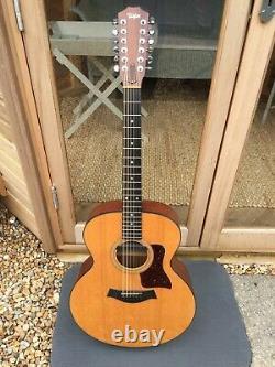 Taylor 355 12 string semi-acoustic guitar