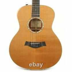 Taylor GS5-12 Grand Symphony 12-String Acoustic-Electric Natural 2008