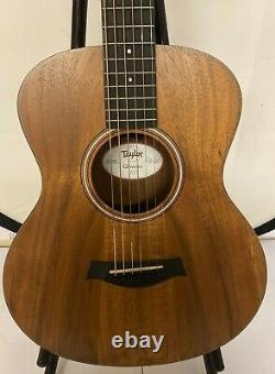 Taylor GS Mini-e Koa Acoustic Electric 6-String Guitar & Original Case