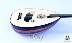 Turkish Quality Walnut Oud Ud String Instrument AO-109