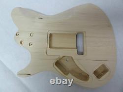 Unfinished UV Universe Jem RG Guitar Body FR 7 string Fits RG Necks