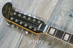 Vintage! 1966 Fender Coronado XII Cherry Red 12-String Electric Guitar + Gig Bag