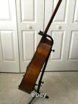Vintage Alvarez 12 string Acoustic guitar great action excellent condition OB315
