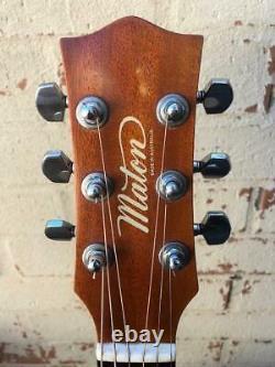 Vintage Maton EM325 6 String Acoustic Guitar 1994 Made in Australia