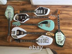 Vox Phantom Custom 9 String Guitar